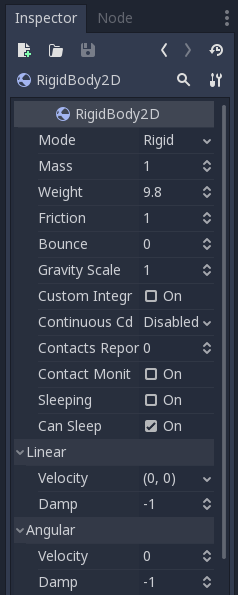 Godot 3 0: Rigid Bodies · KCC Blog